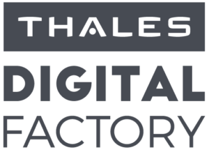 logo thales digital