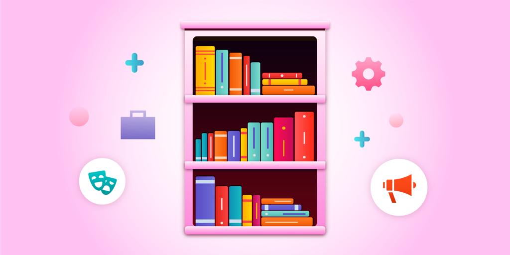 bibliothèque dynamique